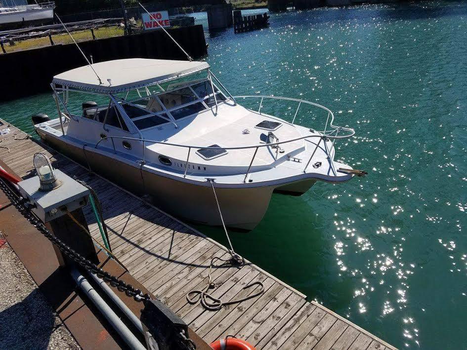Sun Dog Dive Boat