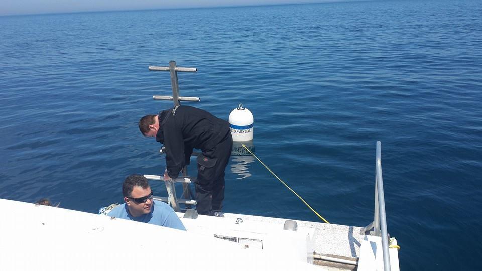 Unlimited Lake Michigan Scuba Charters