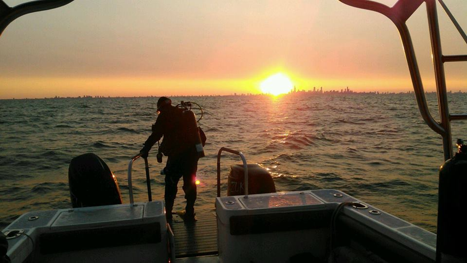 Unlimited Lake Michigan Scuba Charters
