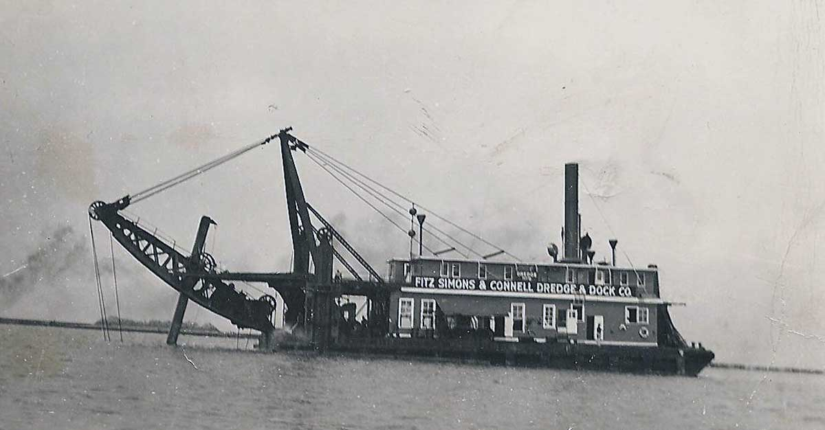 Dredge No.6
